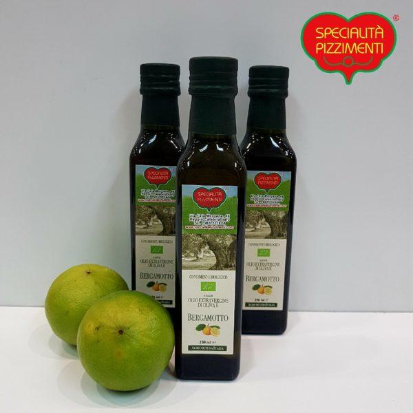 Condimento Biologico a base di olio extra vergine di oliva e Bergamotto-0