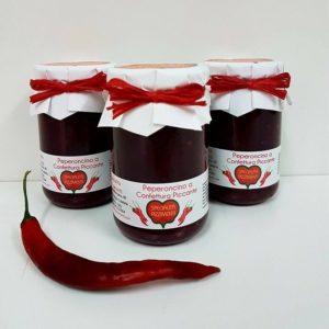 Confettura di peperoncini piccanti-0