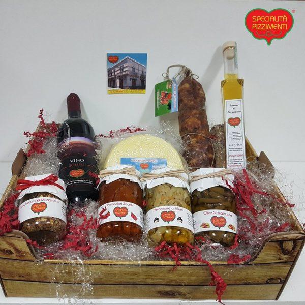 Confezione Regalo Prelibatezze di Calabria-0