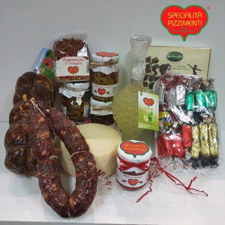 Confezione Regalo Specialità Calabresi