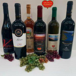 Confezione regalo Vini tipici calabresi-0