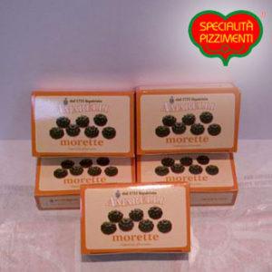 Liquirizia Morette all'arancia-0