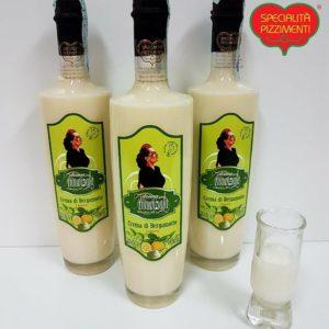 Liquore crema di bergamotto
