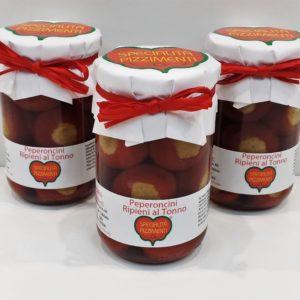 Peperoncini piccanti ripieni con tonno-0