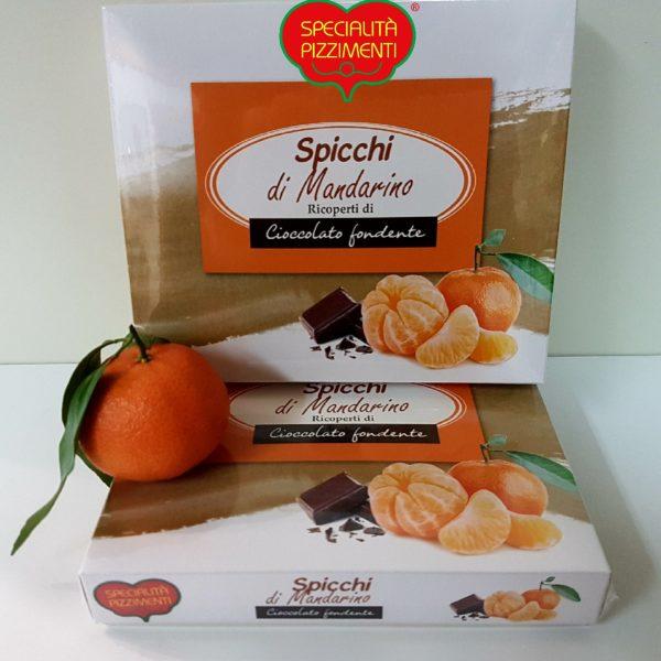 Spicchi di Mandarini canditi ricoperti di cioccolato-0