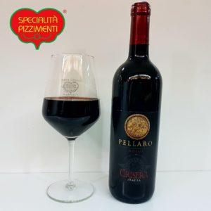 Vino Rosso Pellaro IGP-0