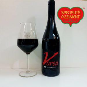 Vino Rosso Vorea Scilla IGT-0