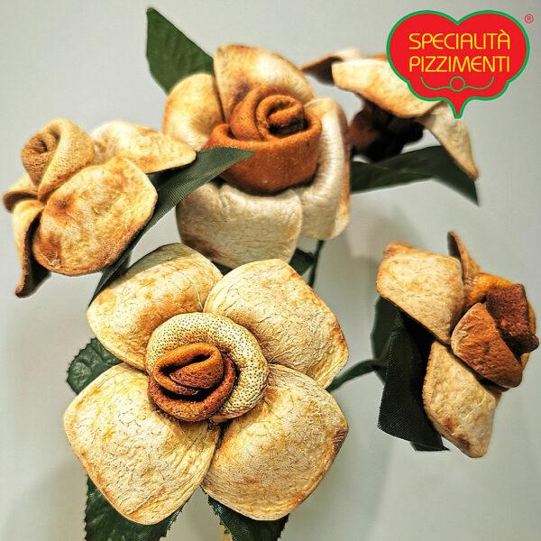 Rosa di buccia di Bergamotto
