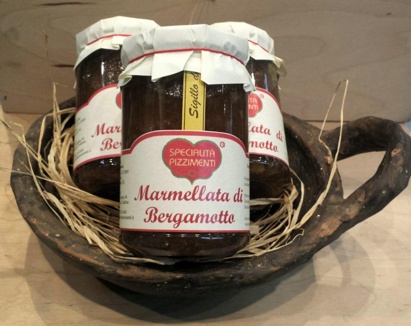 ricetta marmellata di bergamotto