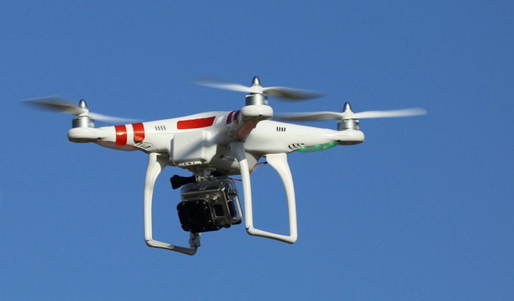 Reggio Calabria vista dal drone