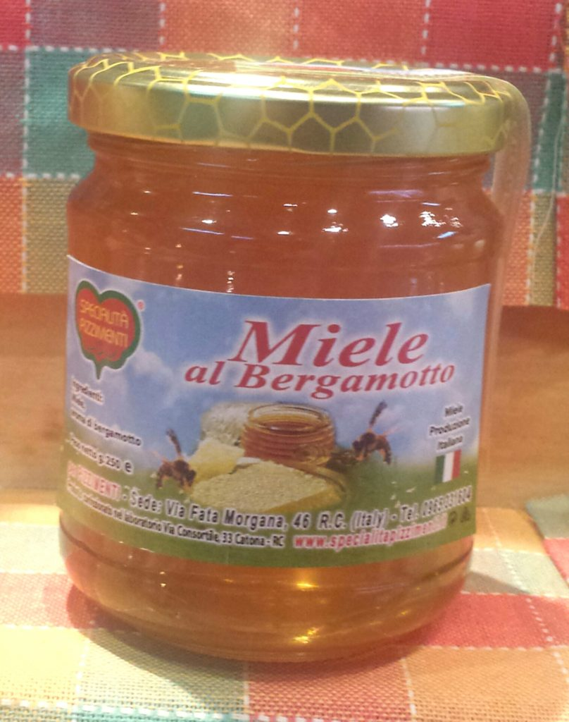 Miele Bergamotto