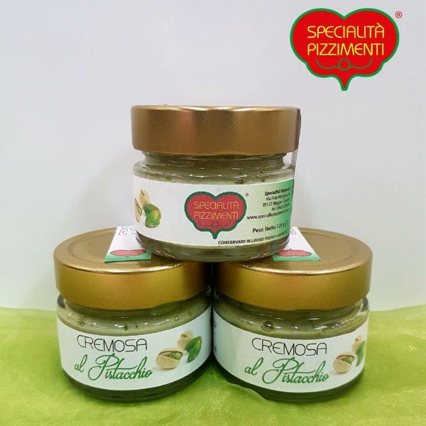 Crema spalmabile al Pistacchio-0