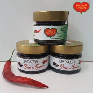 Crema spalmabile Cacao e Peperoncino-0