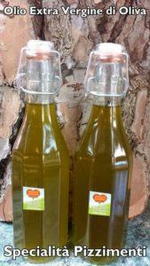 Olio Extra Vergine in bottiglia