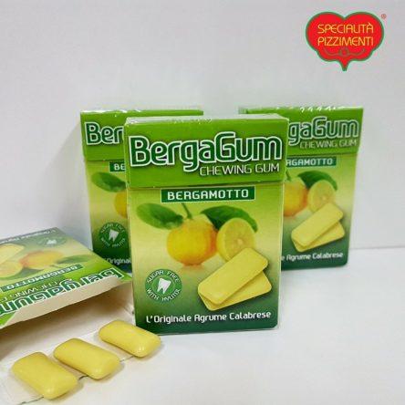 BergaGum Bergamotto