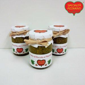 Pesto di Rucola e Mandorle-0