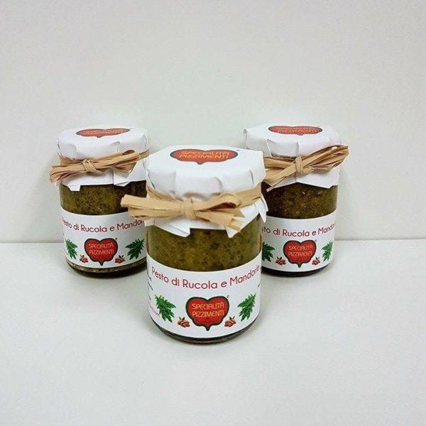 Pesto di Rucola e Mandorle-497