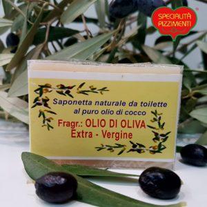 Saponetta all'olio extra vergine d'oliva-0