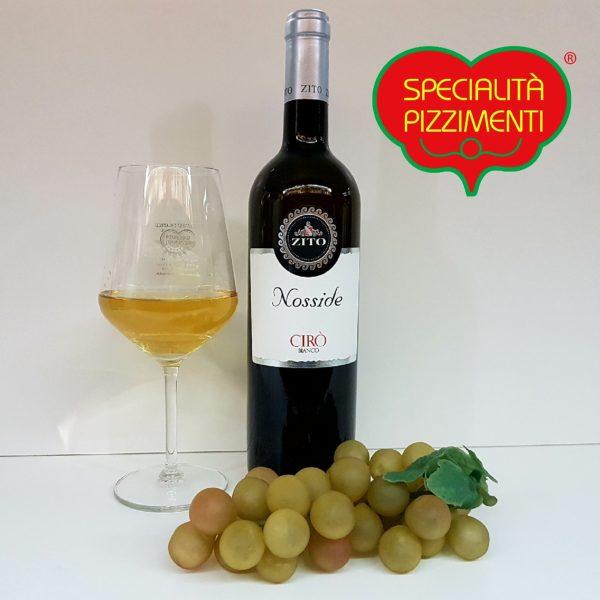Vino Bianco Nosside Cirò DOC-0