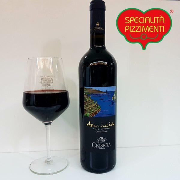 Vino Rosso Armacia Costa Viola IGT-0