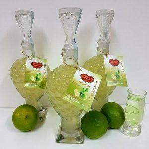 Liquore di bergamotto Ceramica Artistica-704