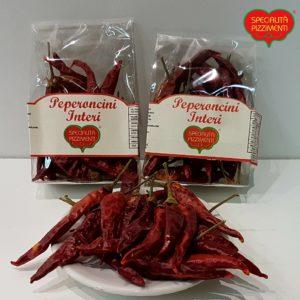 Peperoncino Calabrese piccante intero-0