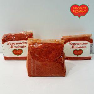 Peperoncino Calabrese piccante macinato-0