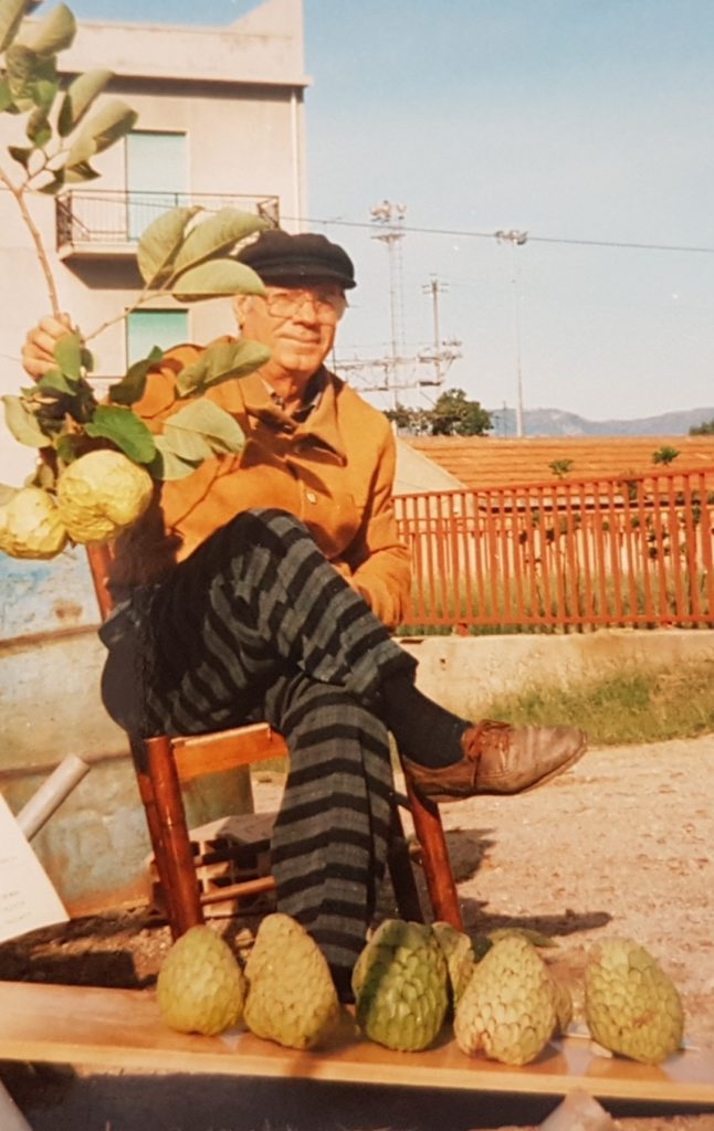 Giuseppe Pizzimenti - Conte contadin
