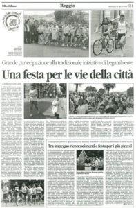 Pizzimenti: il Quotidiano 26 aprile 2006