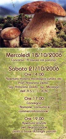 Programma Fungo Porcino
