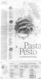 Pesto Calabrese (La domenica di Repubblica)