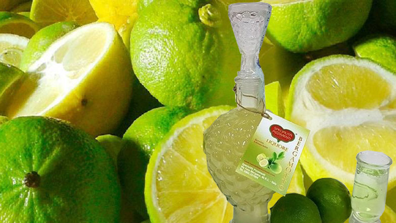 Ricetta  liquore al bergamotto  di Reggio Calabria
