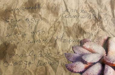 Antica Ricetta Chinulille – Dolci Tipici Calabresi
