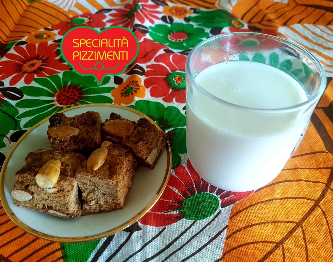 Stomatico e Latte di Mandorla
