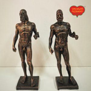Statuette Bronzi di Riace