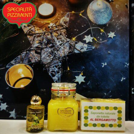 Confezione Regalo Profumo di Bergamotto