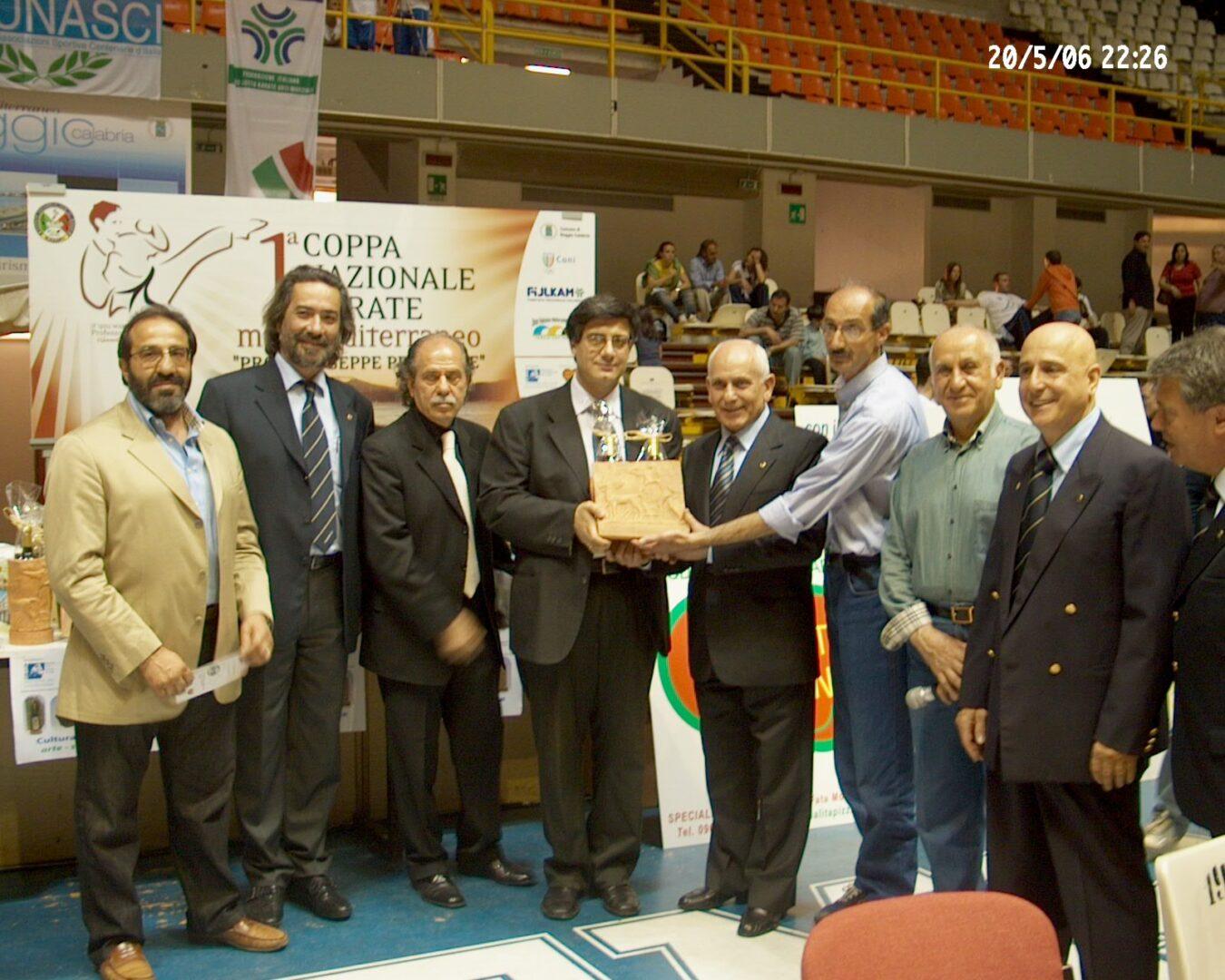 Coppa Nazionale Karate G. Pellicone